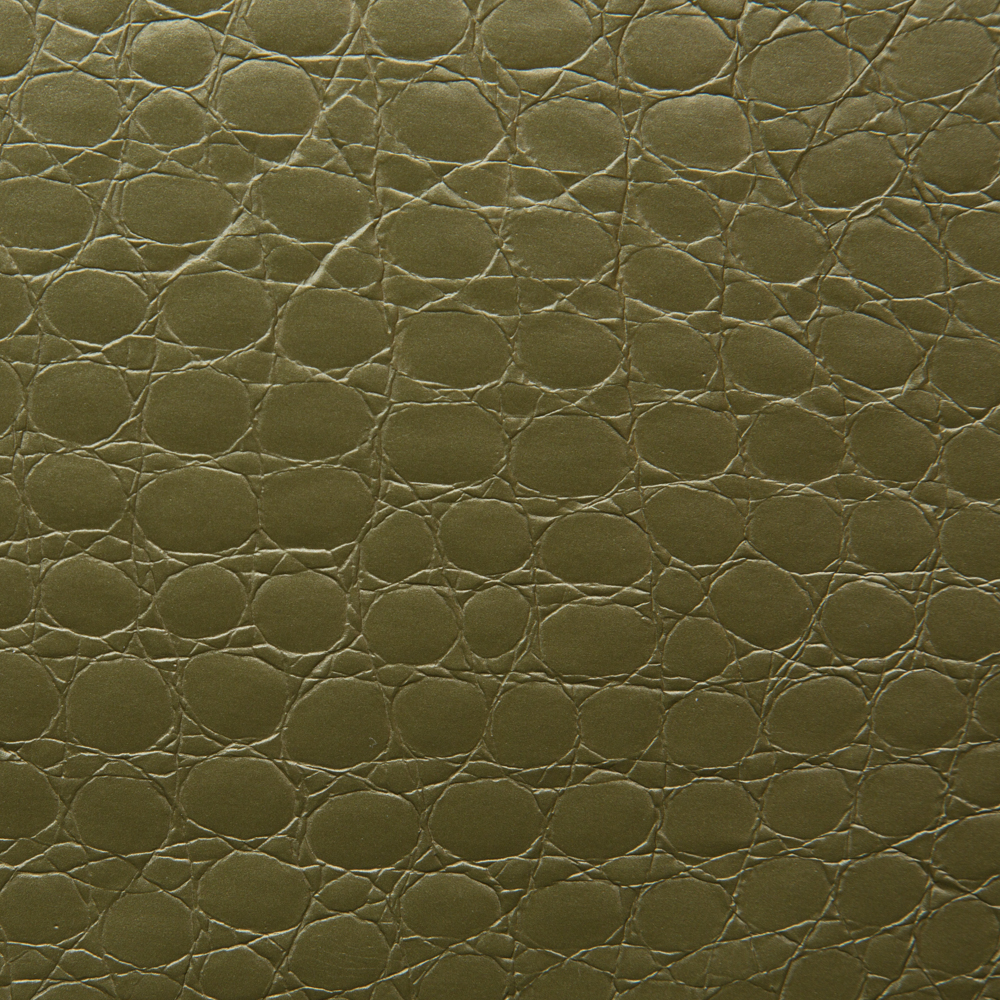 Faux Leather Upholstery Grass