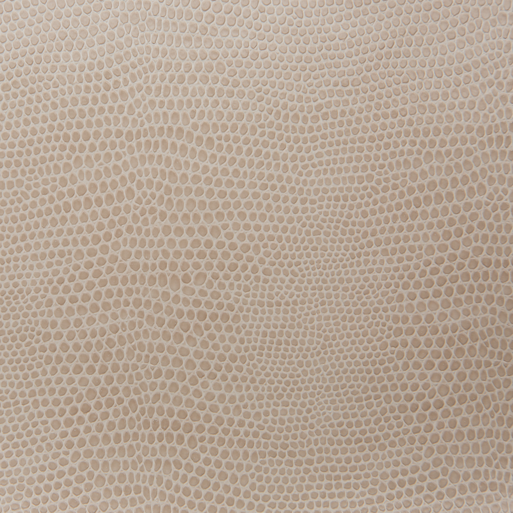 Faux Leather Upholstery Komodo Beige