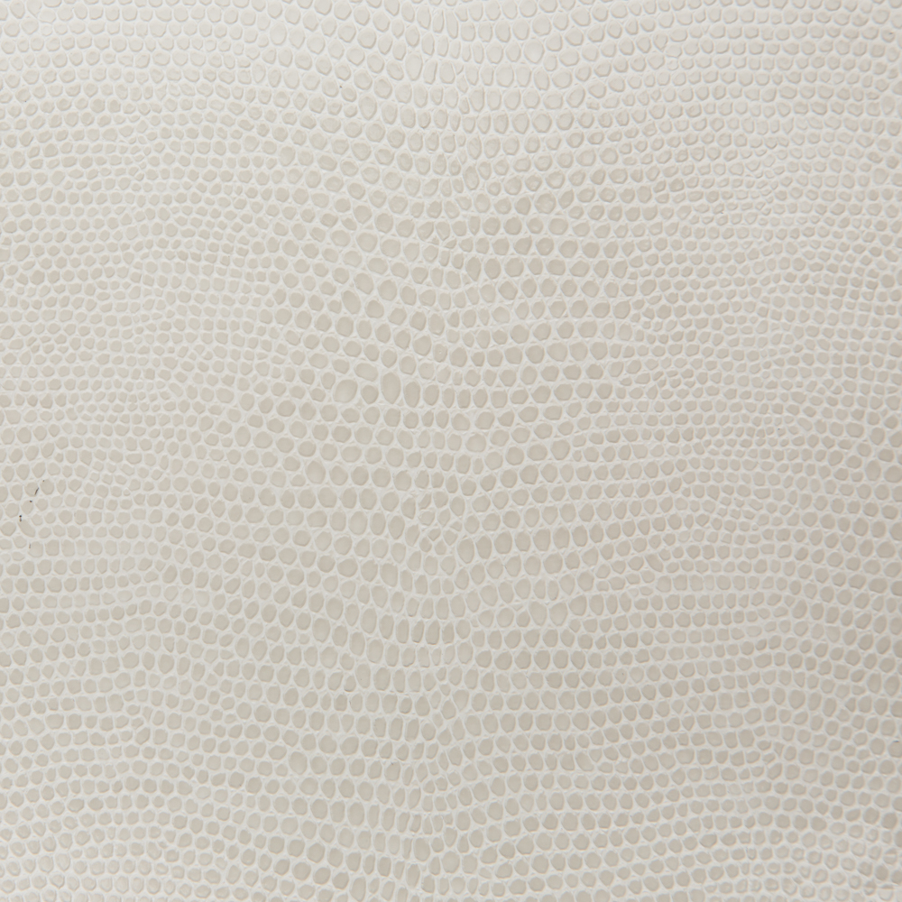 Faux Leather Upholstery Komodo Cream
