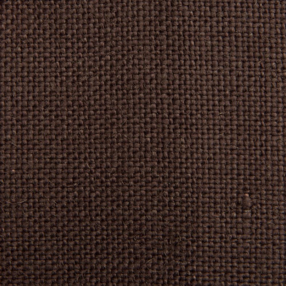Heavy Linen 505 Seal Brown