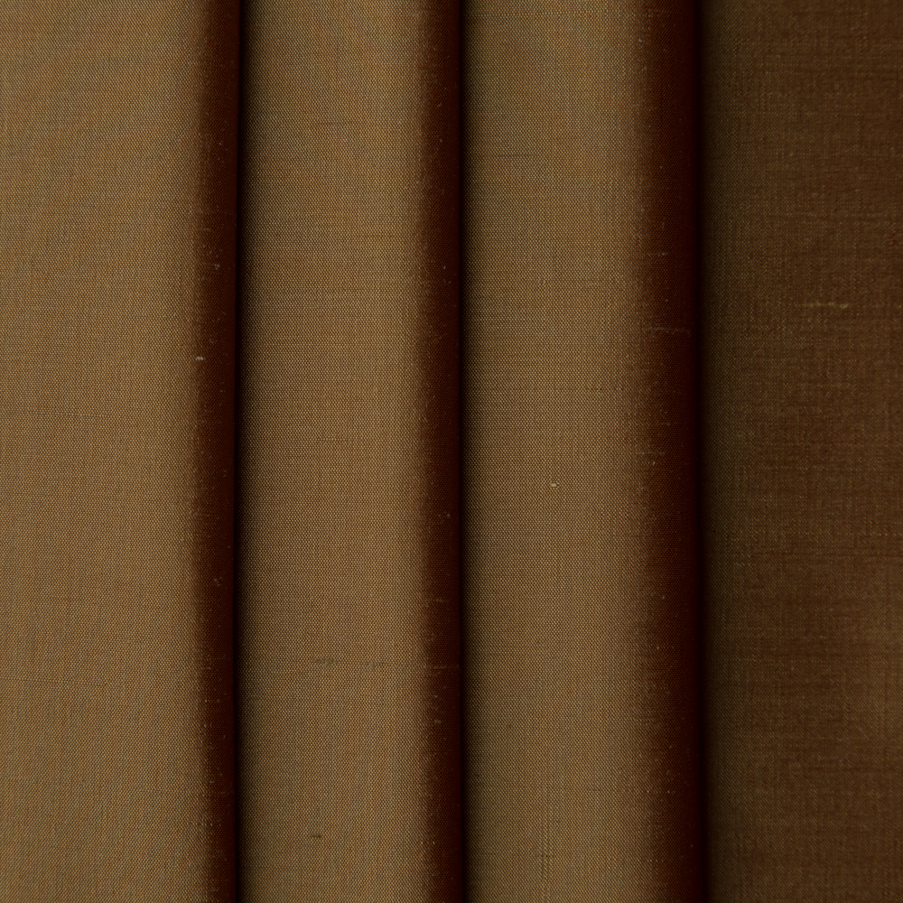 Silk Dupione Copper