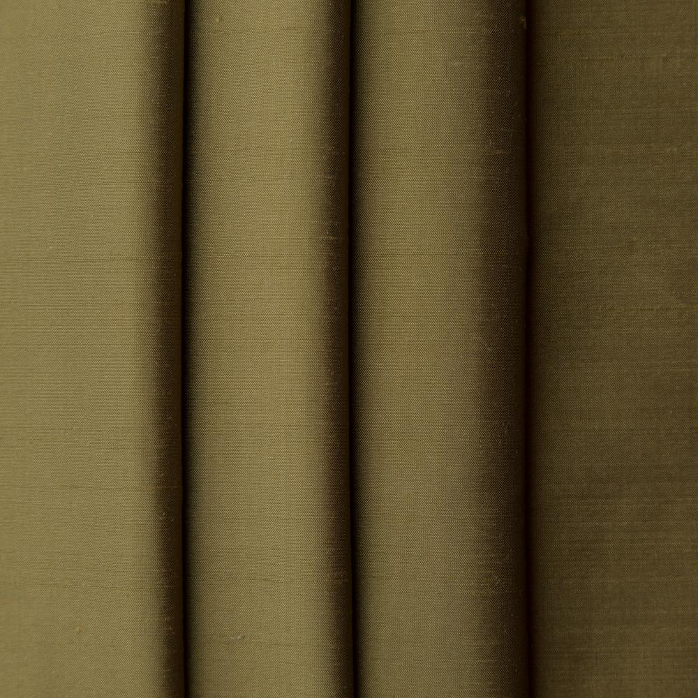 Silk Dupione Henna