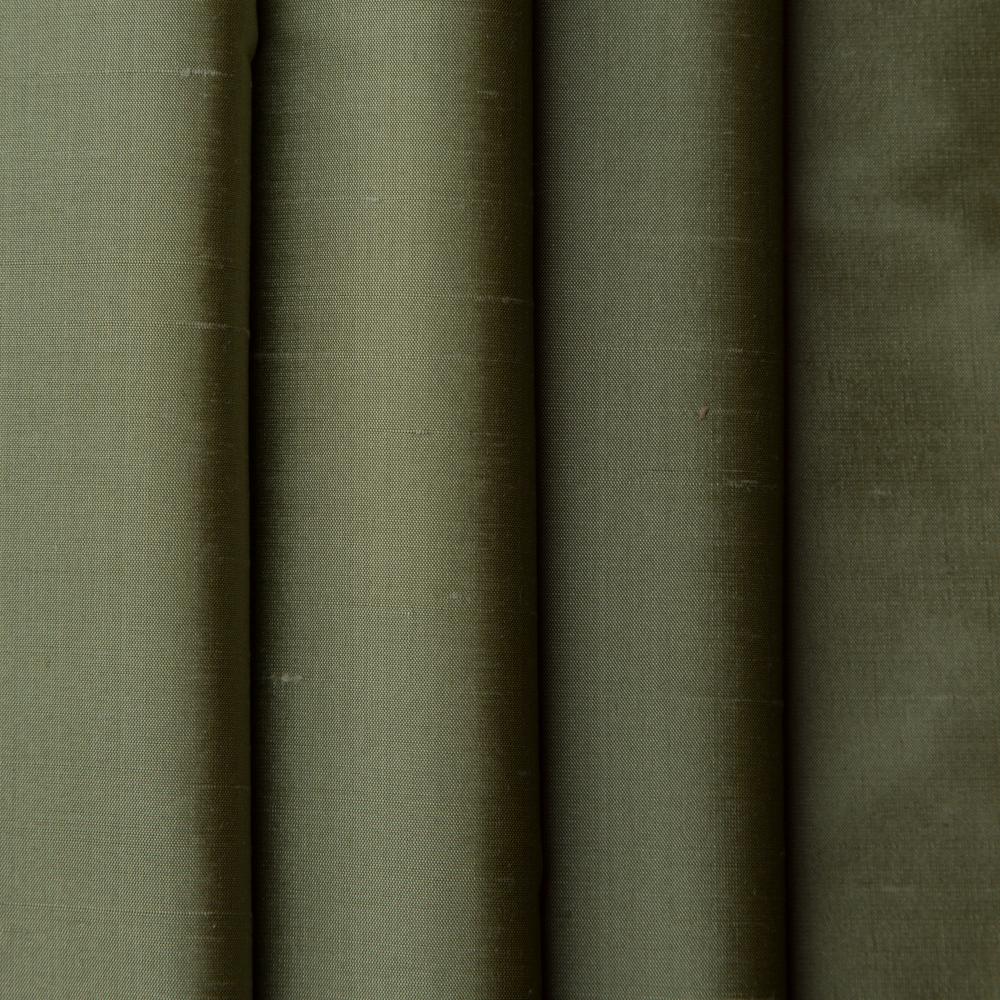 Silk Dupione Mint Green