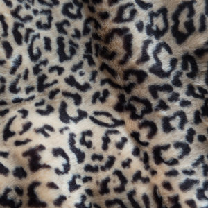 Faux Furs Baby Cheetah