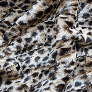 Faux Furs LA Leopard