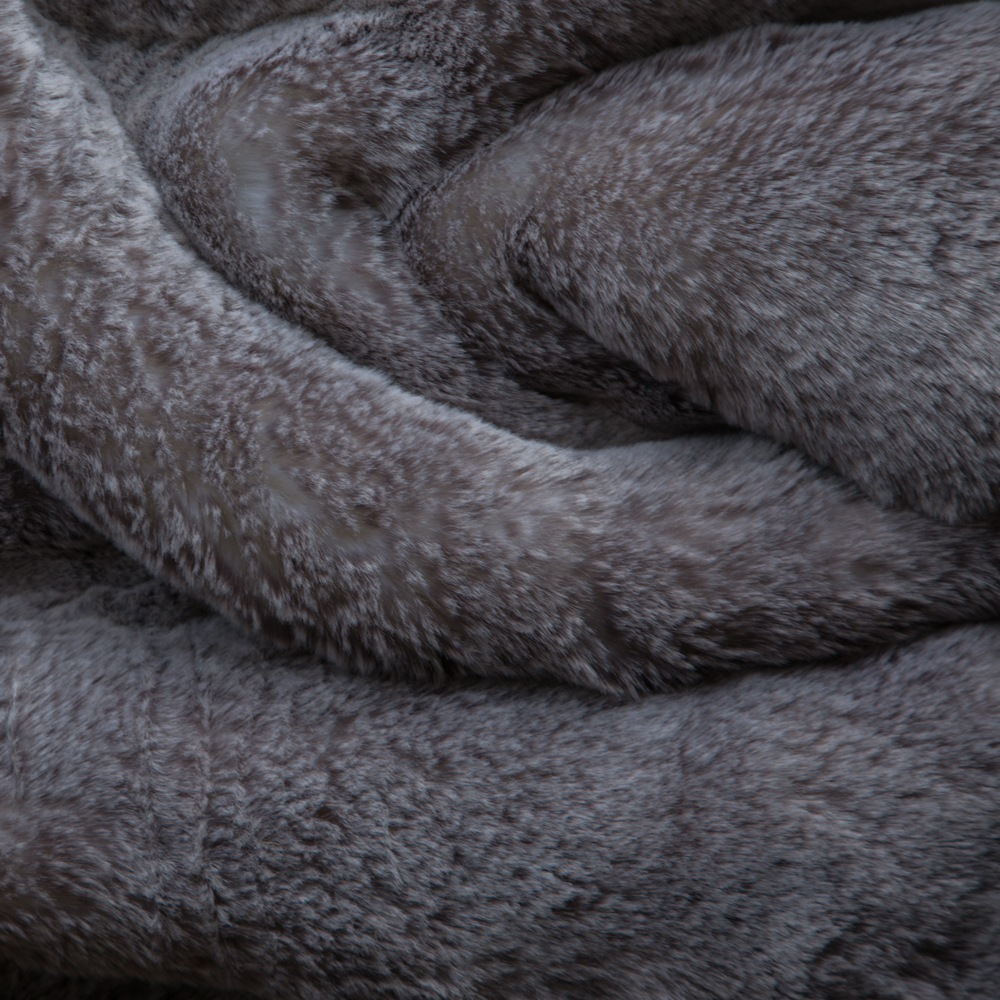 Faux Furs Silver Frost Sochi Sable