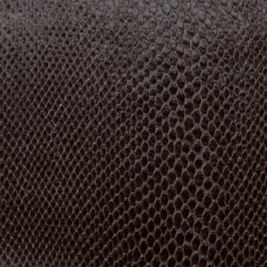 Faux Leather Upholstery Mamba Dark Chocolate