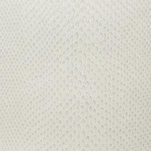 Faux Leather Upholstery Mamba Eggshell